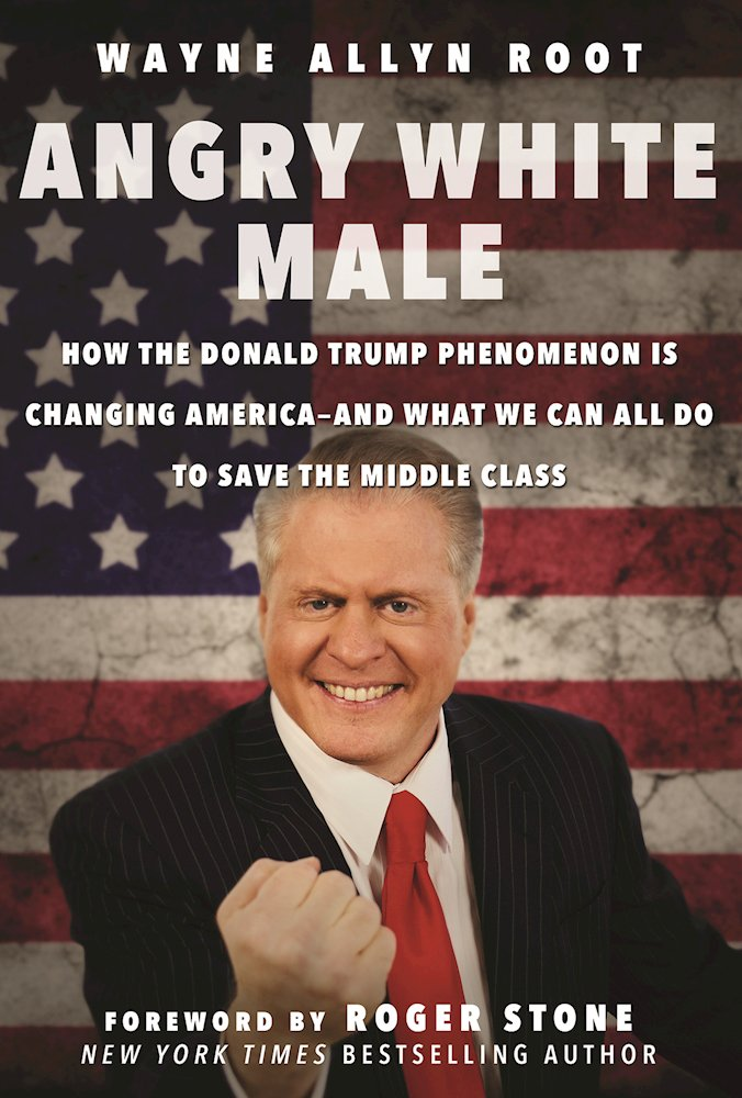 Angry White Male BOOK COVER