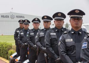 Mexican Police Force