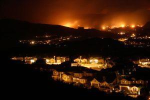 Californian Wild Fire