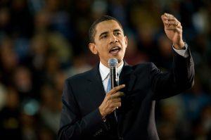Former-President Obama
